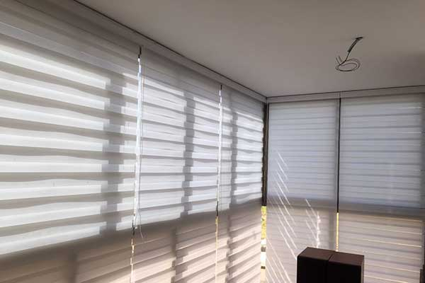 Cellular Shades Faux Wood Blinds Simi Valley