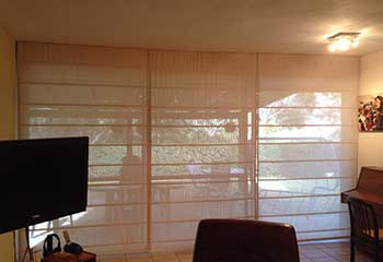 Roman Shades Near Thousand Oaks | Simi Valley Window Shade