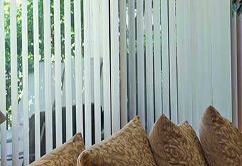 Motorized Vertical Blinds | Simi Valley